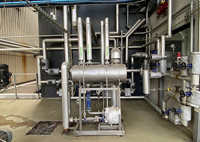 Entreprise de chaudronnerie et de maintenance industrielle en Aquitaine